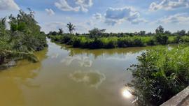 Bến Tre: Sẽ xây dựng hồ chứa nước ngọt gắn với bảo tồn di tích, tạo cảnh quang môi trường