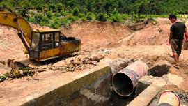 Gia Lai: Thuê đơn vị kiểm định kiểm tra chất lượng công trình thủy lợi 119 tỷ đồng chưa nghiệm thu đã hư hỏng