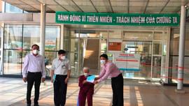 Cụ bà 100 tuổi ở Quảng Nam được chữa khỏi COVID-19