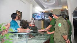 Thanh Hóa: Công an Nghi Sơn sử dụng camera để đảm bảo ANTT, giám sát môi trường