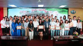 Đại học TN&MT Hà Nội: Đẩy mạnh nghiên cứu khoa học trong sinh viên