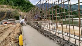 Điện Biên: Tăng cường đảm bảo an toàn hồ chứa thủy lợi sau khi tích nước