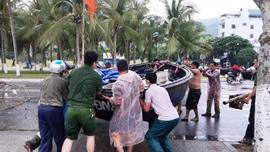 Đà Nẵng: Chằng chống nhà cửa chống bão, nghiêm cấm tàu, thuyền ra khơi