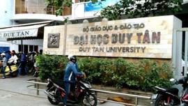 Cán bộ trường Đại học Duy Tân viết thư nặc danh hạ uy tín các trường đại học tại Đà Nẵng