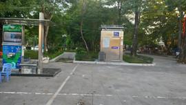 Thanh Hóa: Thí điểm cây lọc nước và nhà vệ sinh thông minh