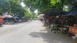 Gia Lâm – Hà Nội: Cần làm rõ những bất cập tại khu chợ tạm Khu đô thị Đặng Xá