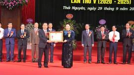Thái Nguyên: Khai mạc Đại hội Thi đua yêu nước lần thứ V