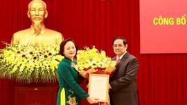 Bộ Chính trị phân công tân Thứ trưởng Phạm Thị Thanh Trà giữ chức Phó Trưởng Ban Tổ chức Trung ương