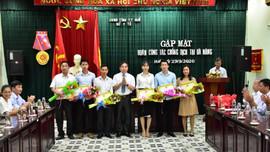 Thừa Thiên Huế biểu dương đoàn y, bác sỹ hỗ trợ phòng chống dịch COVID - 19 tại Đà Nẵng
