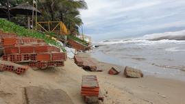 200 tỷ đồng thực hiện dự án chống xói lở khẩn cấp bờ biển Cửa Đại (Quảng Nam)