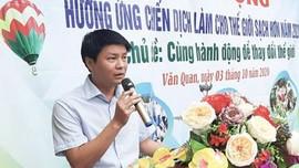 Lạng Sơn: Phát động chiến dịch làm cho thế giới sạch hơn