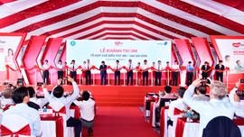 Tập đoàn Masan khánh thành Tổ hợp MEATDeli Sài Gòn 1.800 tỷ đồng
