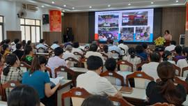 Sơ kết phân loại chất thải rắn sinh hoạt tại nguồn quận Hải Châu (Đà Nẵng)