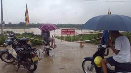"""Quảng Ngãi: Chủ tịch tỉnh ra công điện khẩn ứng phó với """"bão chồng lũ"""""""