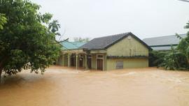 Quảng Trị: 5 người chết, hơn 39.000 nhà dân ngập lụt do mưa lũ