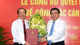 Nhân sự mới Học viện Chính trị quốc gia Hồ Chí Minh