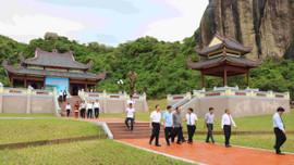 Bình Định khánh thành Đền thờ anh hùng dân tộc Nguyễn Trung Trực