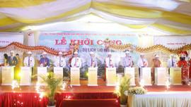 T&T Group khởi công dự án Khu dịch vụ - du lịch gần4.500 tỷ tại Quảng Trị