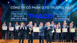Thaco – doanh nghiệp nộp thuế tiêu biểu