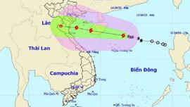 Nghệ An: Khẩn trương ứng phó với cơn bão số 7