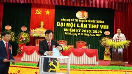 Hà Tĩnh điều chỉnh thời gian tổ chức Đại hội Đại biểu Đảng bộ tỉnh