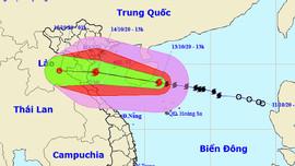 Nam Định: Thực hiện cấm biển từ 19h ngày 13/10 để triển khai các biện pháp ứng phó bão số 7