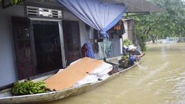 Thừa Thiên Huế: 5 người chết, hơn 62.000 nhà dân chìm trong nước lũ