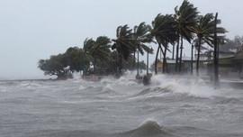 Dựbáo thời tiết ngày 13/10:Cảnh báo gió mạnh, sóng lớn trên biển