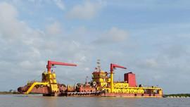 Nghiên cứu công nghệ khai thác, xử lý mặn nhằm thăm dò, khai thác hiệu quả cát sỏi đáy biển