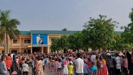 Nghệ An: Cho học sinh nghỉ học nếu bão số 7 đổ bộ