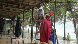 Nghệ An: Hoàn thành công tác ứng phó với cơn bão số 7