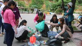 Tập huấn TOT cho dự án quản lý tổng hợp rác thải nhựa vịnh Quy Nhơn