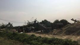 Hải Dương: Nhiều bến bãi hoạt động sai phạm trong mùa mưa lũ