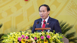 Ông Lê Tiến Châu tái đắc cử Bí thư Tỉnh ủy Hậu Giang