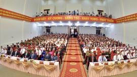 Đại hội Đại biểu Đảng bộ tỉnh Bạc Liêu nhiệm kỳ 2020 – 2025: Khát vọng và quyết tâm phát triển lên tầm cao mới