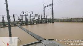 Các nhà máy thủy điện của EVN tuân thủ vận hành theo chỉ đạo của Ban chỉ huy Phòng chống thiên tai