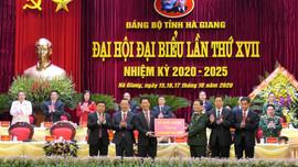 Khai mạc Đại hội đại biểu Đảng bộ tỉnh Hà Giang lần thứ XVII