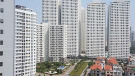 Quý III, giao dịch thị trường chung cư Hà Nội trầm lắng