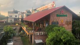 Hà Nội: Sẽ cưỡng chế vi phạm đất đai tại Nhà hàng Làng bia quán mộc
