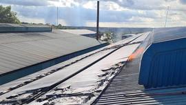 Cháy pin điện mặt trời mái nhà tại Gia Lai: Do lỗi hệ thống, thiết bị điện