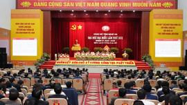 Nghệ An: Khai mạc Đại hội đại biểu Đảng bộ tỉnh lần thứ XIX