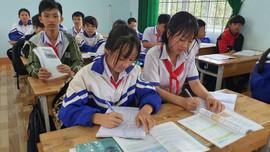 Công ty CP Lọc hóa dầu Bình Sơn khánh thành Trường Tiểu học và THCS Bế Văn Đàn