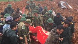 CỨU HỘ ĐOÀN 337: Đã tìm thấy 12 thi thể, đề xuất điều trực thăng cứu nạn