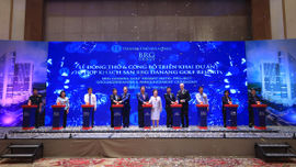 Động thổ và công bố triển khai Dự án Tổ hợp Khách sạn BRG Danang Golf Resort