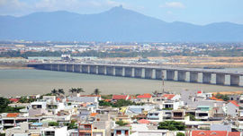 Nghiên cứu thay đổi ứng suất hiện đại khu ven biển Tuy Hòa – Vũng Tàu do tác động của khai thác dầu khí