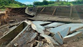 Công trình thủy lợi 119 tỷ đồng ở Gia Lai: Vừa khắc phục xong lại hư hỏng