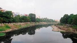 Giám sát nguồn thải trên sông Nhuệ - Đáy