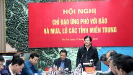 Hỗ trợ ngay 5 tấn xúc xích cho mỗi tỉnh miền Trung thiệt hại do mưa lũ