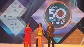 PV Power năm thứ 2 trong 'Top 50 công ty niêm yết tốt nhất'