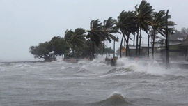Dự báo thời tiết ngày 21/10: Cảnh báo mưa, bão trên biển Đông
